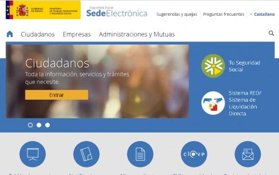 sede-electronica-seguridad-social