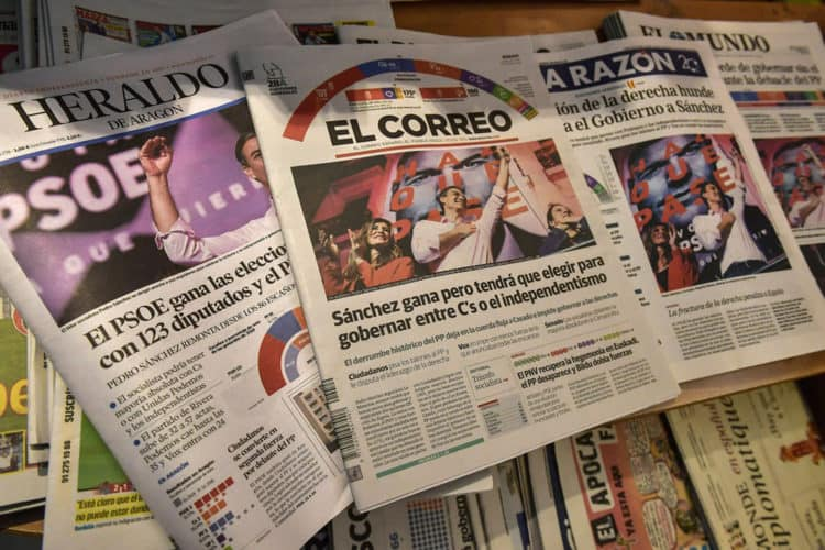 Noticias Economia España