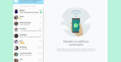 WhatsApp Web para facilitar tu vida